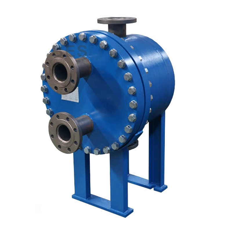 plate and shell heat exchanger-01
